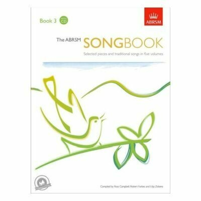 The ABRSM Songbook Book 3