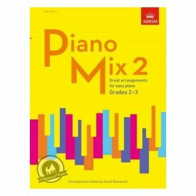 ABRSM: Piano Mix Book 2 (Grades 2-3)