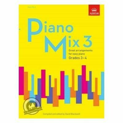 ABRSM: Piano Mix Book 3 (Grades 3-4)