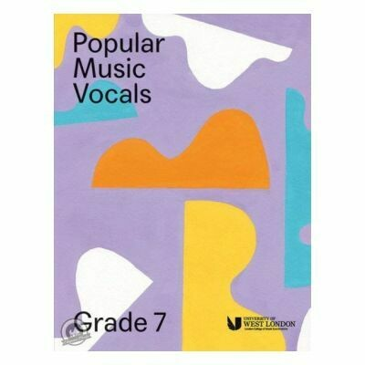 LCM Popular Music Vocals - Grade 7