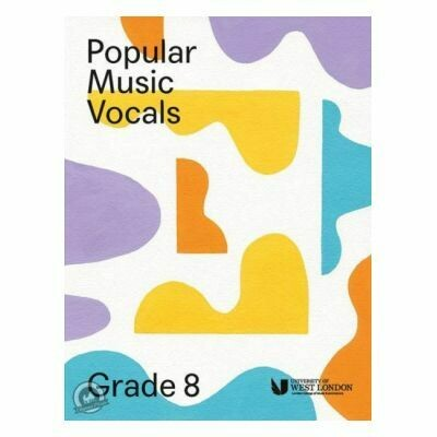 LCM Popular Music Vocals - Grade 8