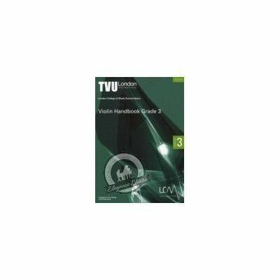 LCM Violin Handbook Grade 3 2011