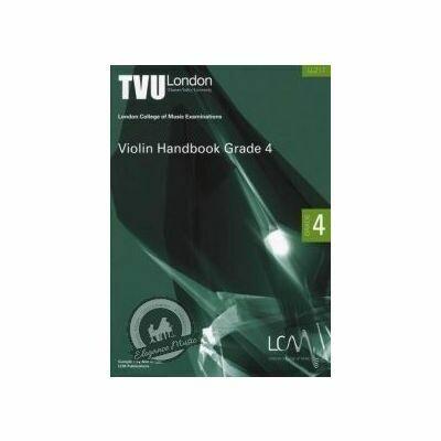 LCM Violin Handbook Grade 4