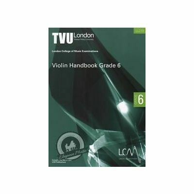 LCM Violin Handbook Grade 6 2011