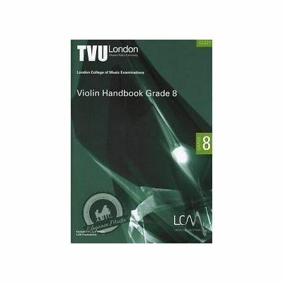LCM Violin Handbook Grade 8 2011