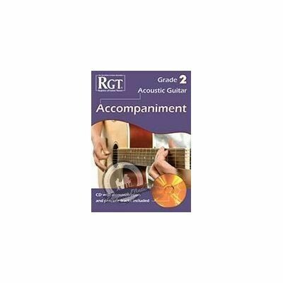 RGT Acoustic Guitar Grade 2 Accompaniment