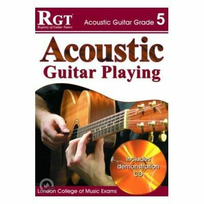 RGT Acoustic Guitar Playing Grade 5