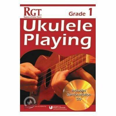 RGT Ukulele Playing Grade 1