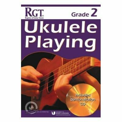 RGT Ukulele Playing Grade 2
