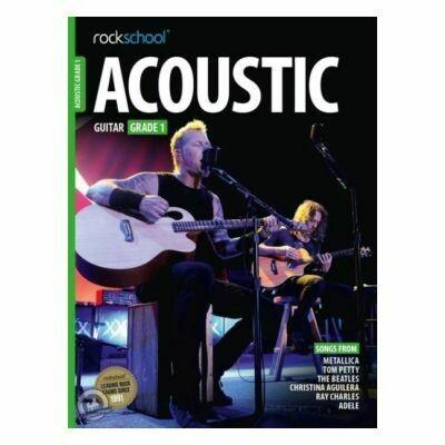 Rockschool Acoustic Guitar - Grade 1 (2016)