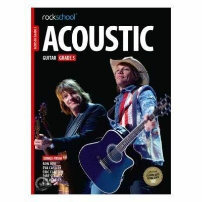 Rockschool Acoustic Guitar - Grade 5 (2016)