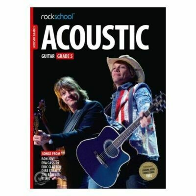 Rockschool Acoustic Guitar - Grade 5 (2016)