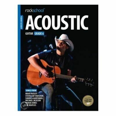 Rockschool Acoustic Guitar - Grade 6 (2016)