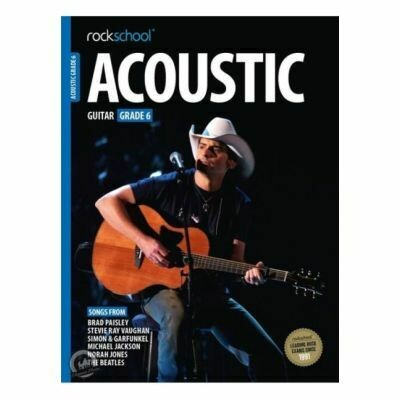 Rockschool Acoustic Guitar - Grade 6 (2016)