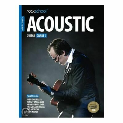 Rockschool Acoustic Guitar - Grade 7 (2016)