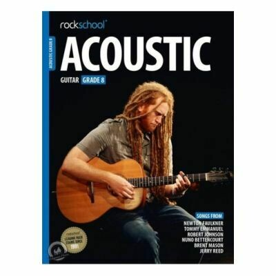 Rockschool Acoustic Guitar - Grade 8 (2016)