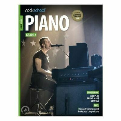Rockschool Piano - Grade 2 2015-2019