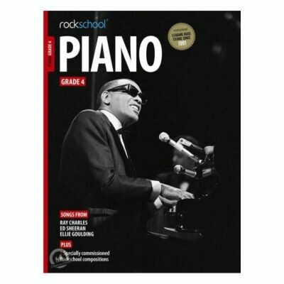 Rockschool Piano - Grade 4 2015-2019