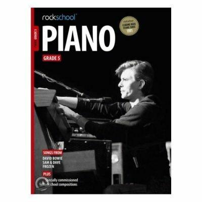 Rockschool Piano - Grade 5 2015-2019