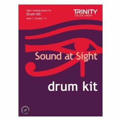 Sound at Sight Drum Kit (Grades 1-4)