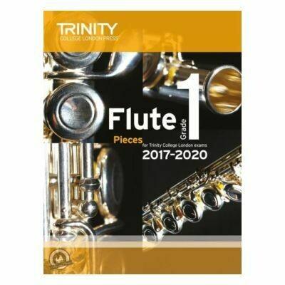 Trinity Flute Exam Pieces Grade 1, 2017-2020 (Score & Part)