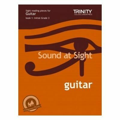 Trinity Guildhall Sound at Sight Guitar Initial-Grade 3