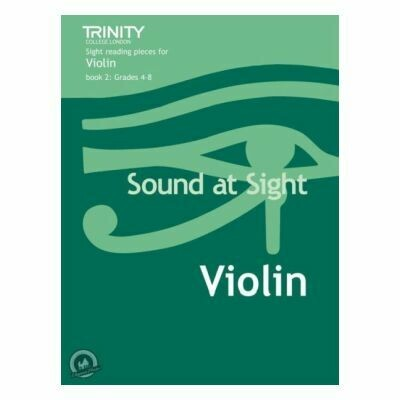 Sound At Sight Violin (Grades 4-8)