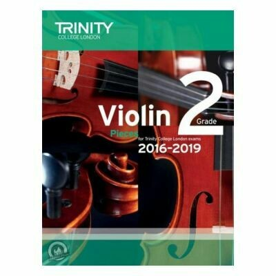 Trinity Violin 2016-2019. Grade 2 (Book with Part)