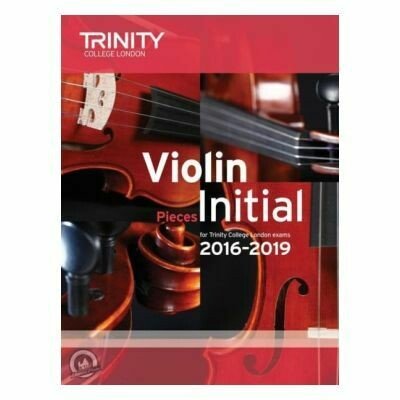 Trinity Violin 2016-2019. Initial (Book with Part)