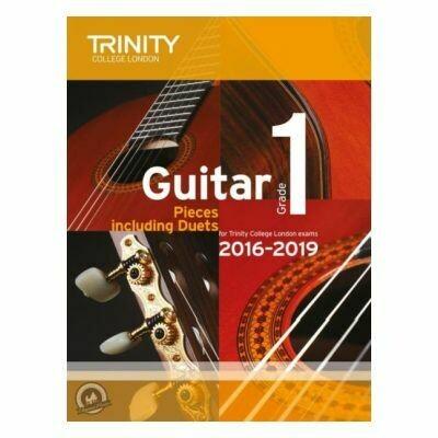 Trinity Guitar Exam Pieces Grade 1 2016-2019