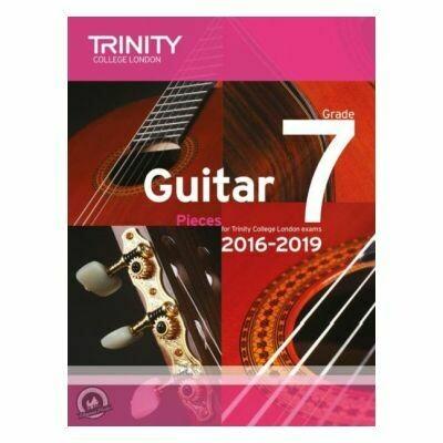 Trinity Guitar Exam Pieces Grade 7 2016-2019