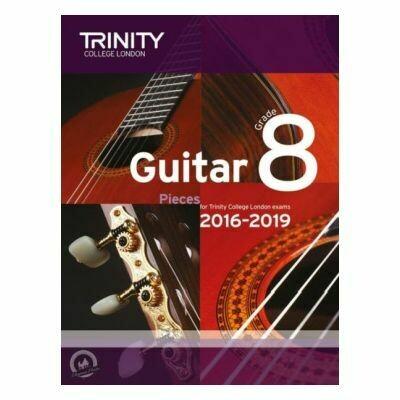 Trinity Guitar Exam Pieces Grade 8 2016-2019