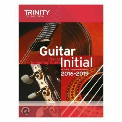 Trinity Guitar Exam Pieces Initial 2016-2019