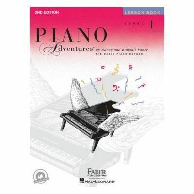 Piano Adventures Lesson Book Level 1