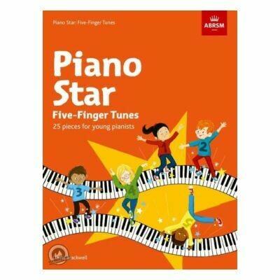 Piano Star Five Finger Tunes