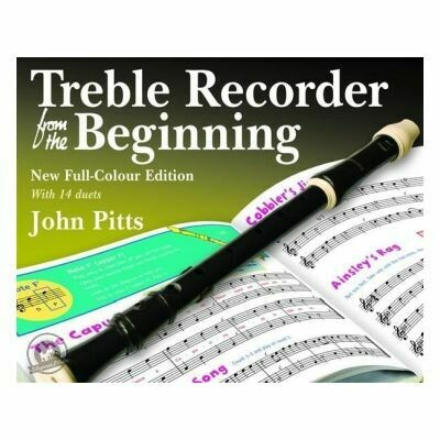 Treble Recorder From The Beginning - Pupil Book