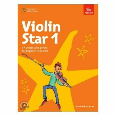 Violin Star 2, Student's book (Book with CD)