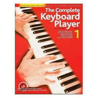Complete Keyboard Player 1 (Revised Edition)