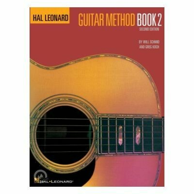 Hal Leonard Guitar Method Book 2 Second Edition