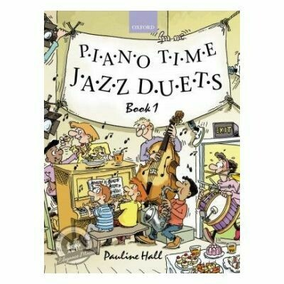 Piano Time Jazz Duets 1