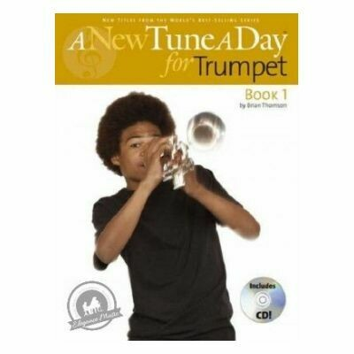 A New Tune A Day: Trumpet/Cornet - Book 1 (CD Edition)