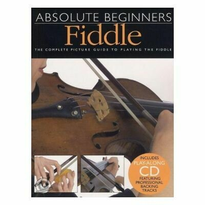 Absolute Beginners: Fiddle (Book/CD)
