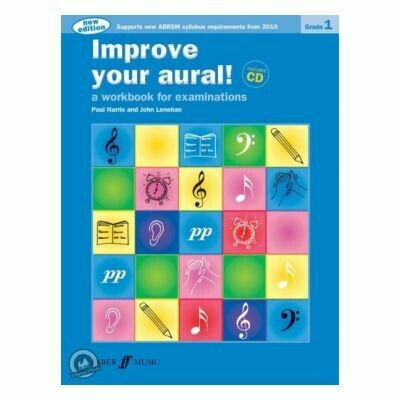 Improve Your Aural! Grade 1 (book/CD)