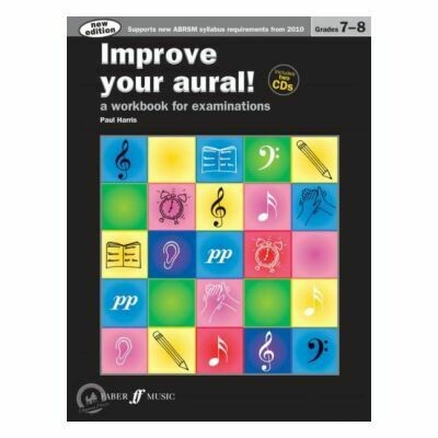 Improve Your Aural! Grades 7-8 (book/CD)