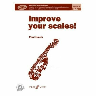 Improve Your Scales! Violin Grade 5 NEW