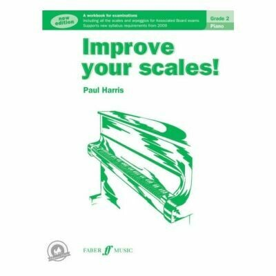 Improve Your Scales! Piano Grade 2 NEW