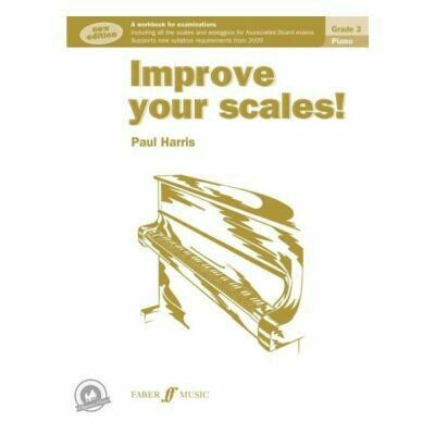 Improve Your Scales! Piano Grade 3 NEW