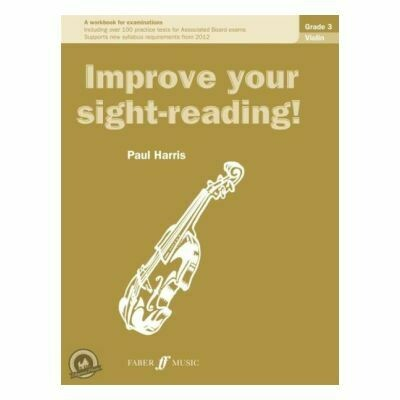 Improve Your Sight-reading! Violin Grade 3