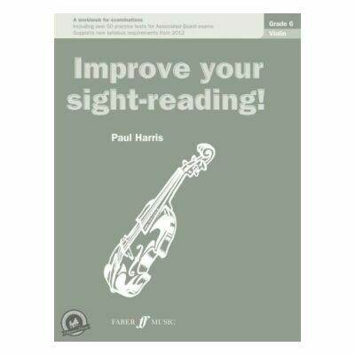 Improve Your Sight-reading! Violin Grade 6 NEW