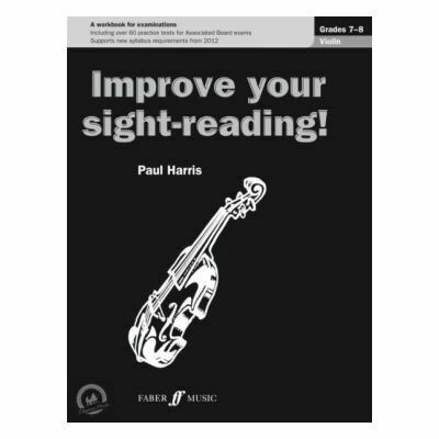 Improve Your Sight-reading! Violin Grades 7-8